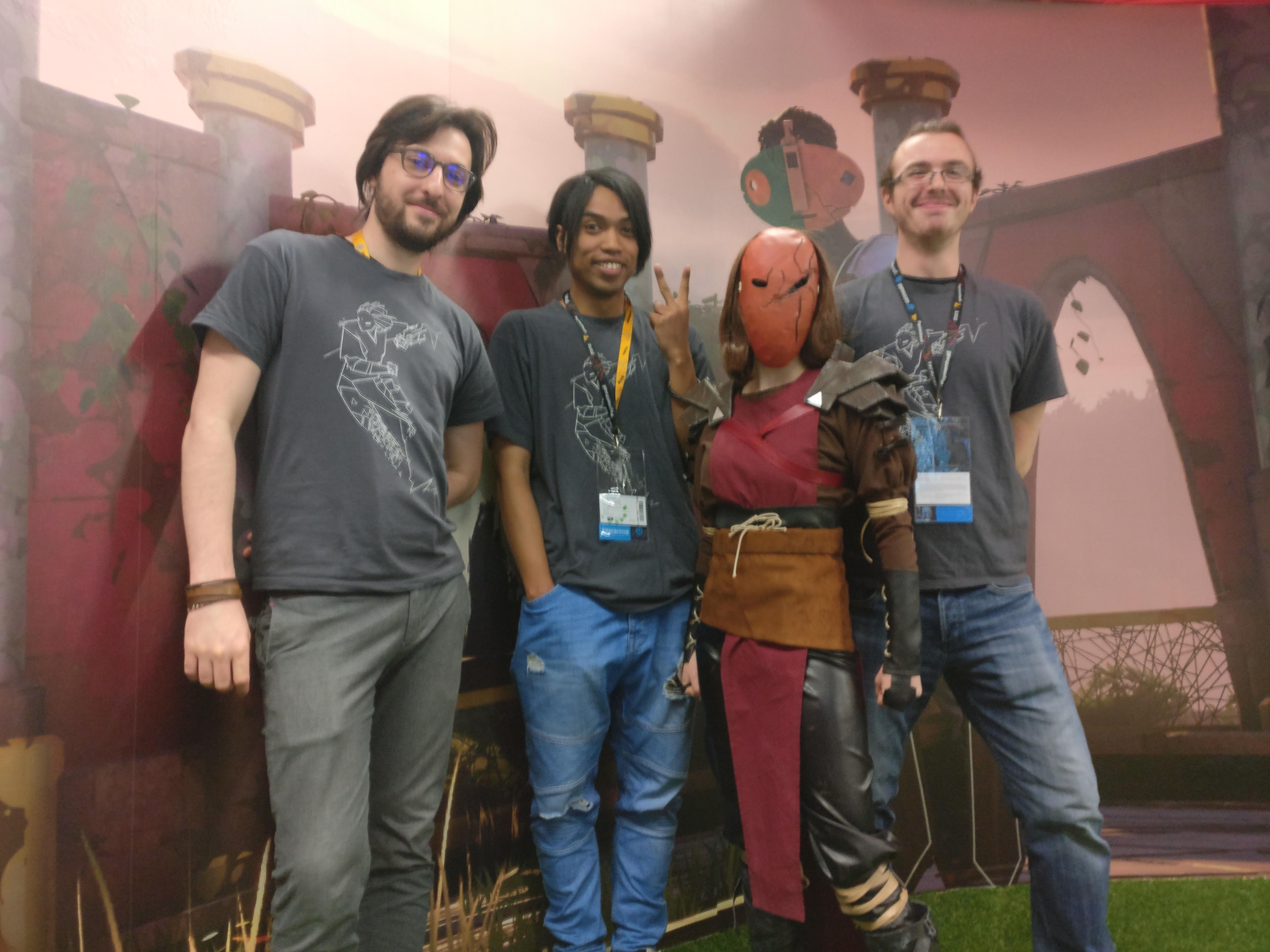 Absolver (Gamescom 2017)