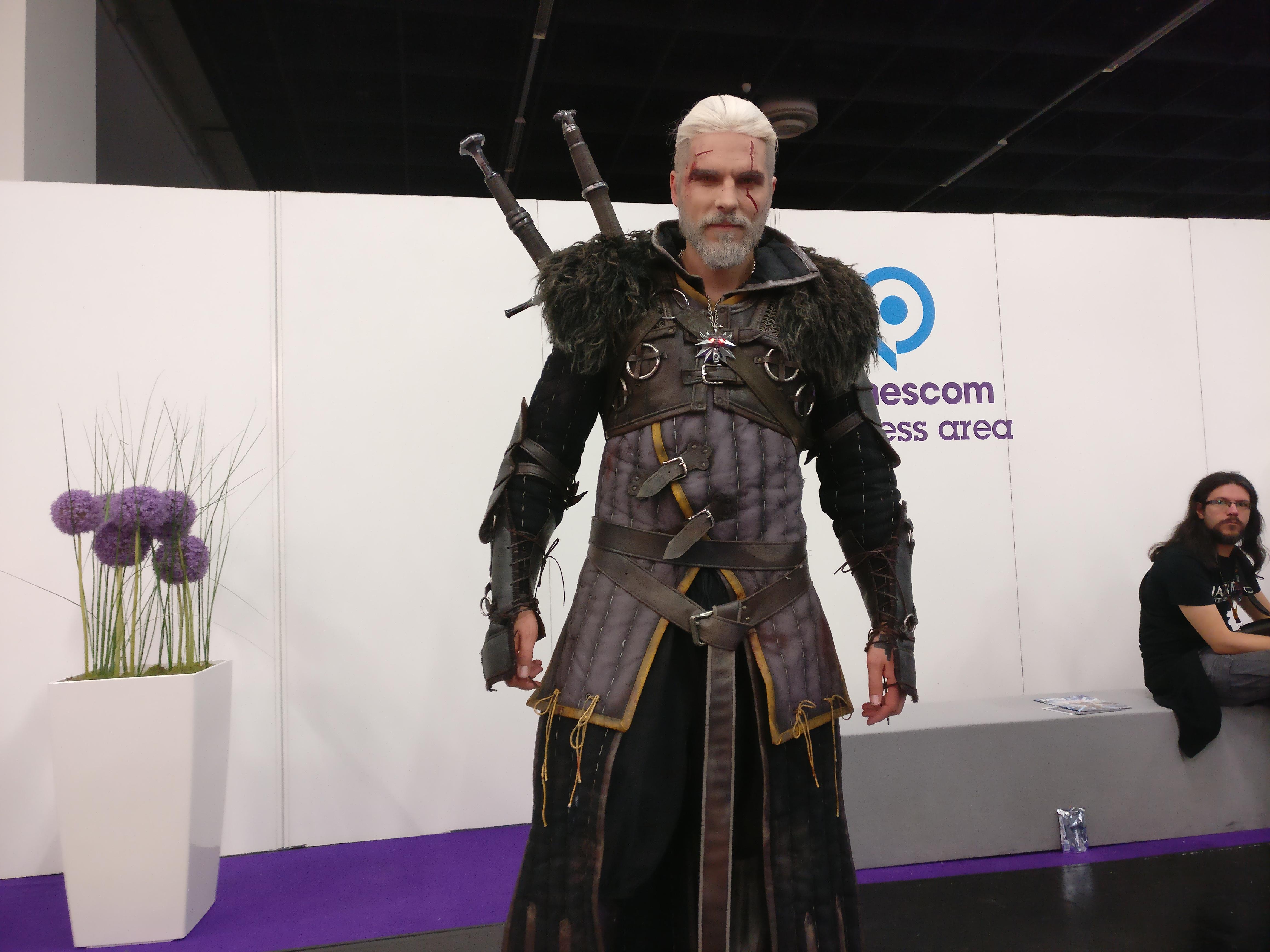Maul Cosplay - Gamescom 2017