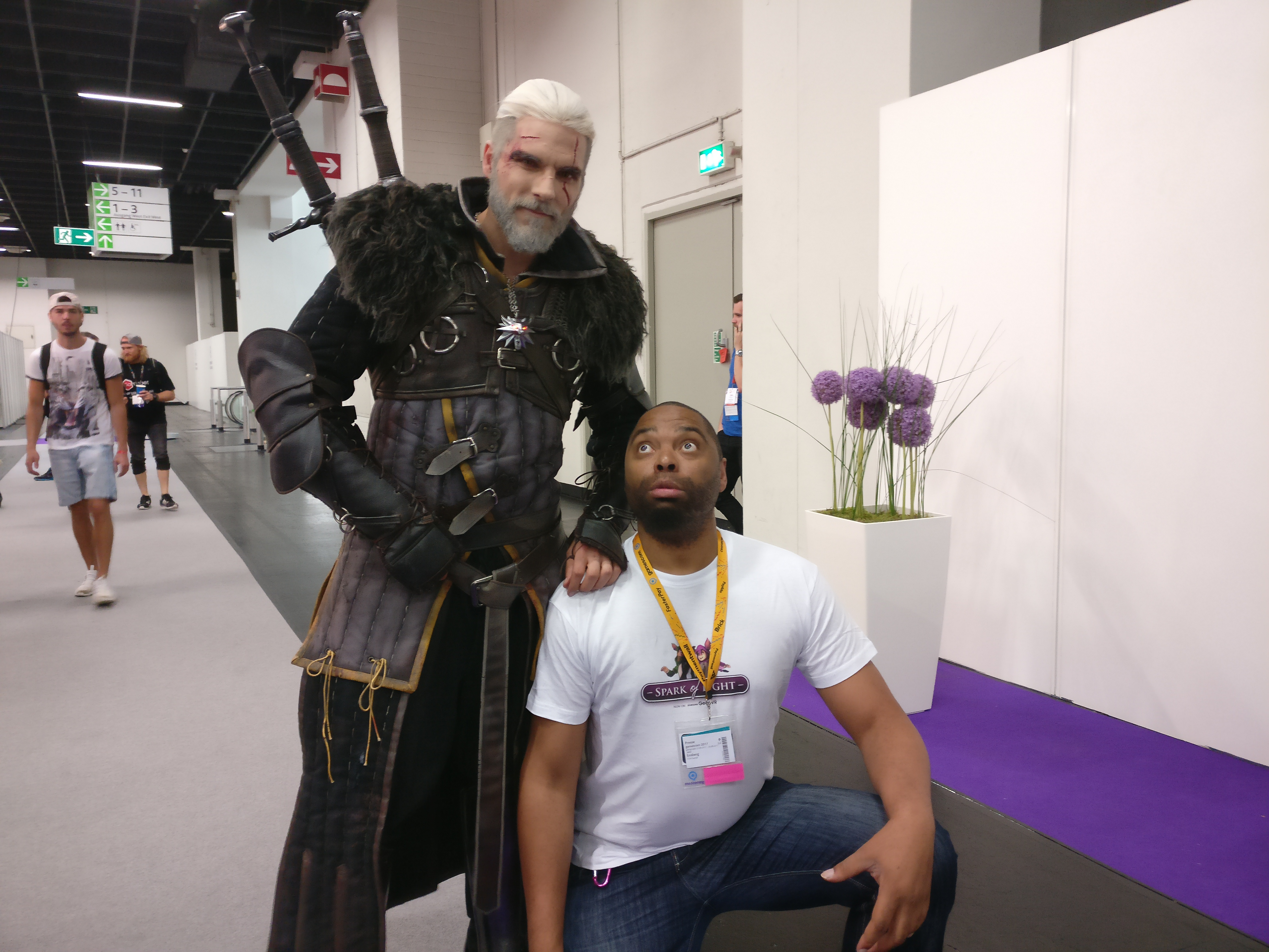 Maul Cosplay (Witcher)