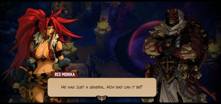 Battle Chasers Nightwar