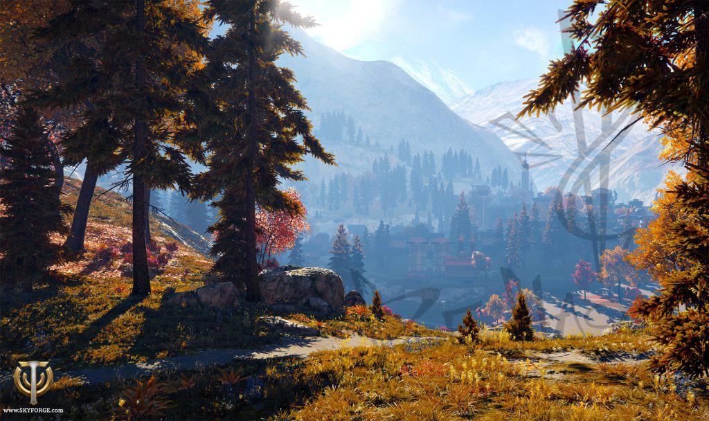 Skyforge - Lanber Forest