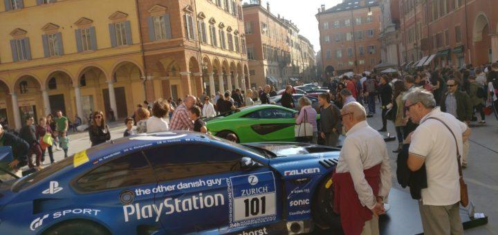 Gran Turismo Sport in Modena