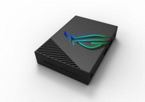 Asus' externe RGB-controller voor monitoren