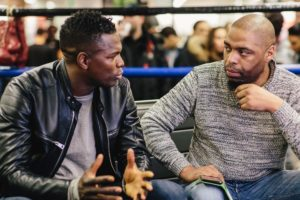 Interview Remy Bonjasky over UFC