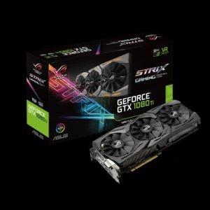 Asus ROG Strix GTX 1080Ti (11 GB)