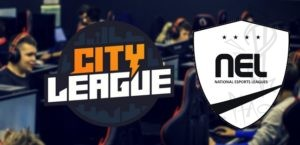 Nationale esport-competities: City League en NEL