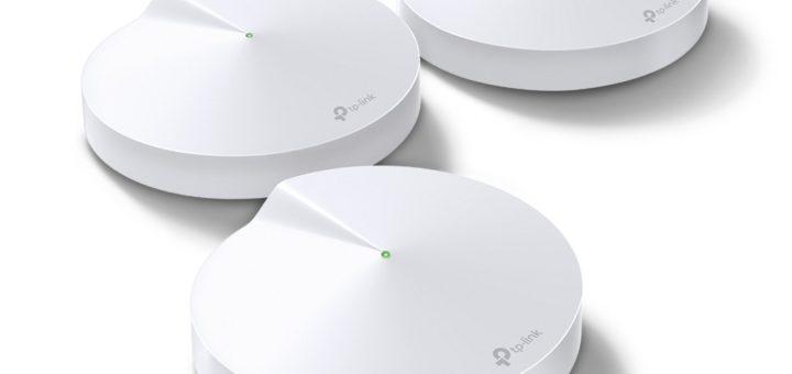 TP-Link Deco M5 mesh router