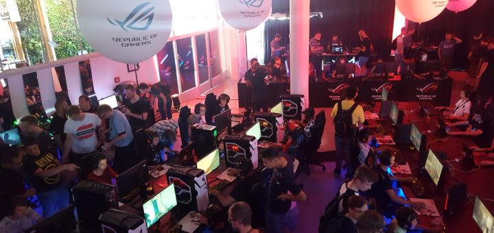 Asus ROG Event 2018