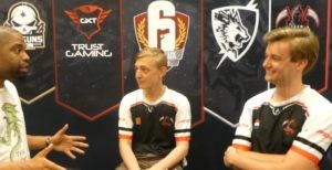 Interview Theo en Staed (Team Demise)