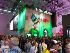 Gamescom 2018: Cosplay en Casemods