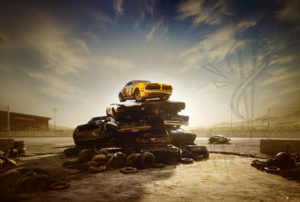 Wreckfest (voor PS4 en Xbox One)