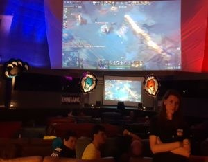 Dota's The International – viewing party