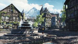 Elder Scrolls: Blades bij Apple-presentatie