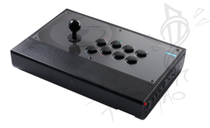 Nacon Keypad en Daija Fighting Stick