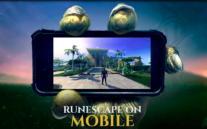 RuneScape Mobile (+ interview)