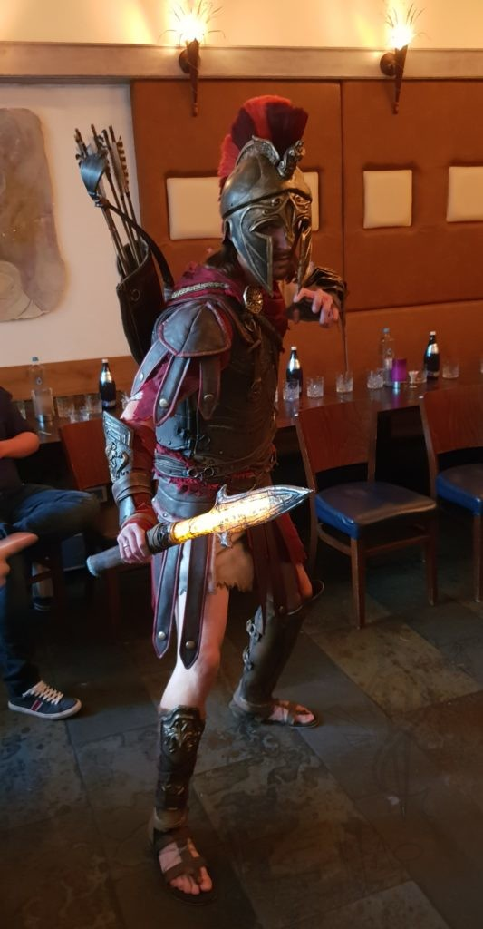 Releaseparty Assassin's Creed Odyssey