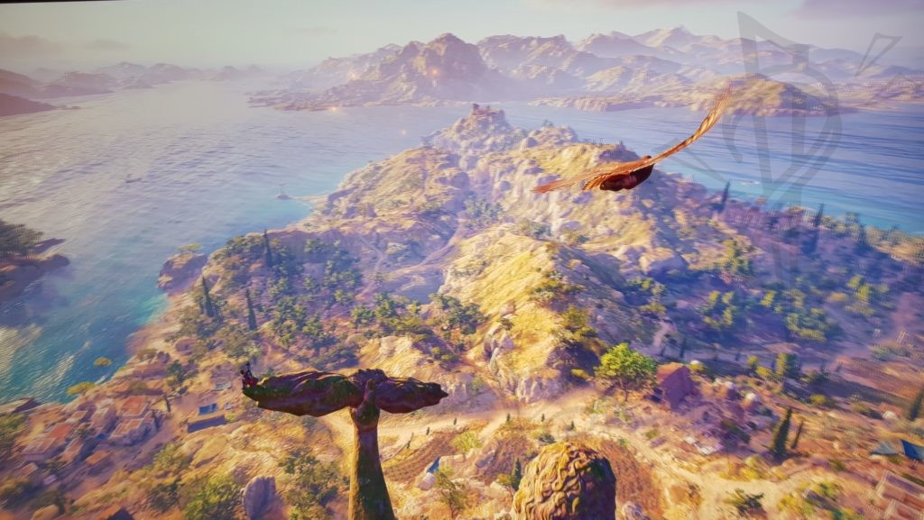 Assassin's Creed Odyssey - screen