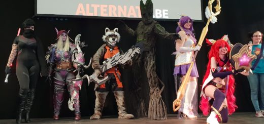 Cosplay op GameForce