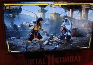 Mortal Kombat 11 – releaseparty