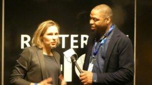 Interview Jolanda Jansen (Directeur Ahoy)