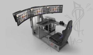 Cooler Master creëert vette race simulator