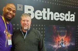 Gamescom – Interview Matt Firor (Elder Scrolls Online)