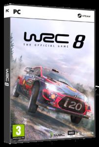 WRC 8 (Gamescom preview)