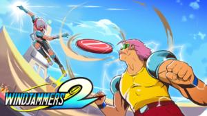 Windjammers 2 (Gamescom preview)