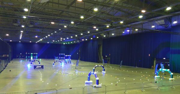 105 Drone race