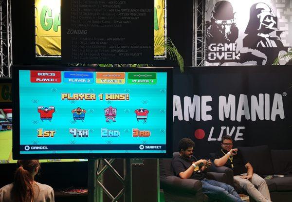 601 game mania show 2