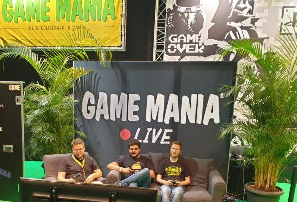 601 game mania show