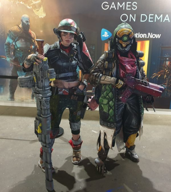 900 cosplay borderlands 3