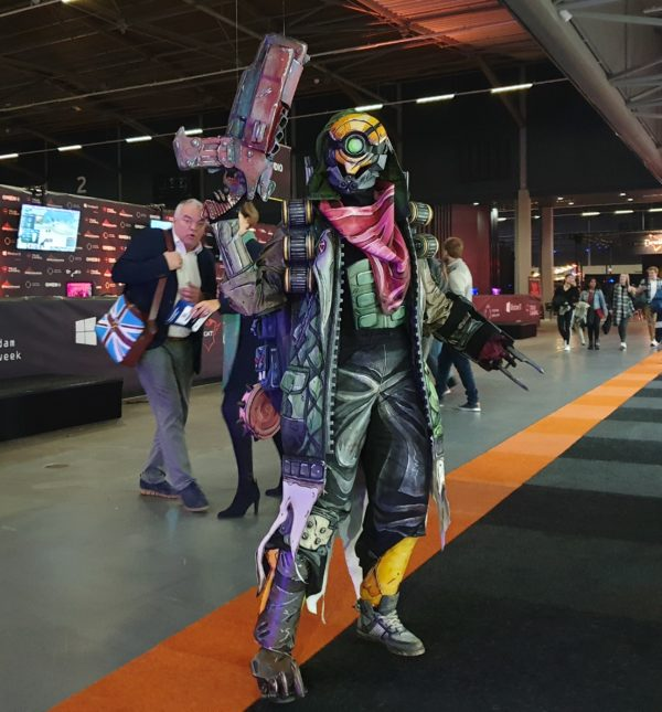 900 cosplay borderlands