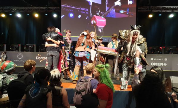904 cosplay pod winners feli