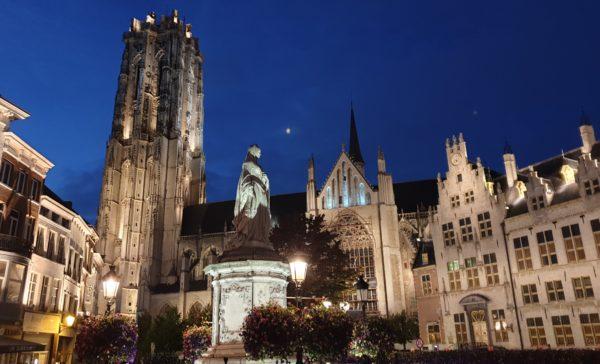Mechelen st Rombout