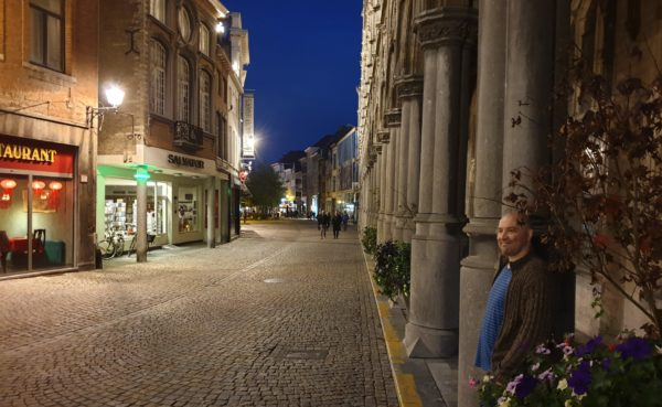 Mechelen straat